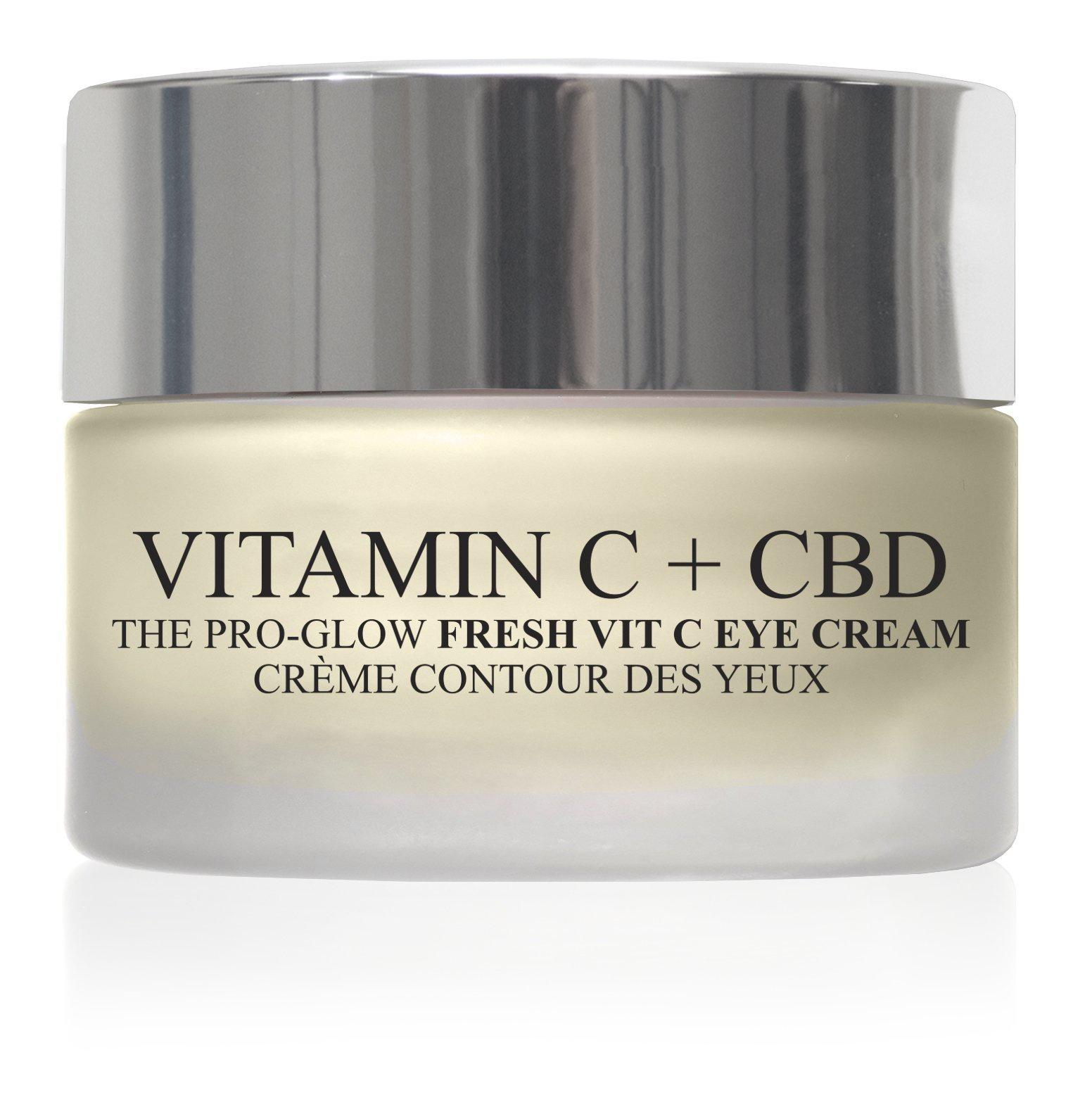 London Botanical Laboratories Vitamin C + CBD Eye Cream