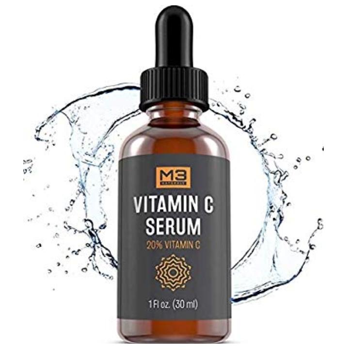 M3 Naturals Vitamin C Serum