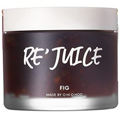 OHIOHOO Re'Juice Fig Wash Off Face Mask