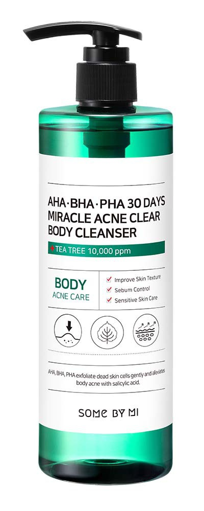 Some By Mi Aha Bha Pha 30 Days Miracle Acne Clear Body Cleanser