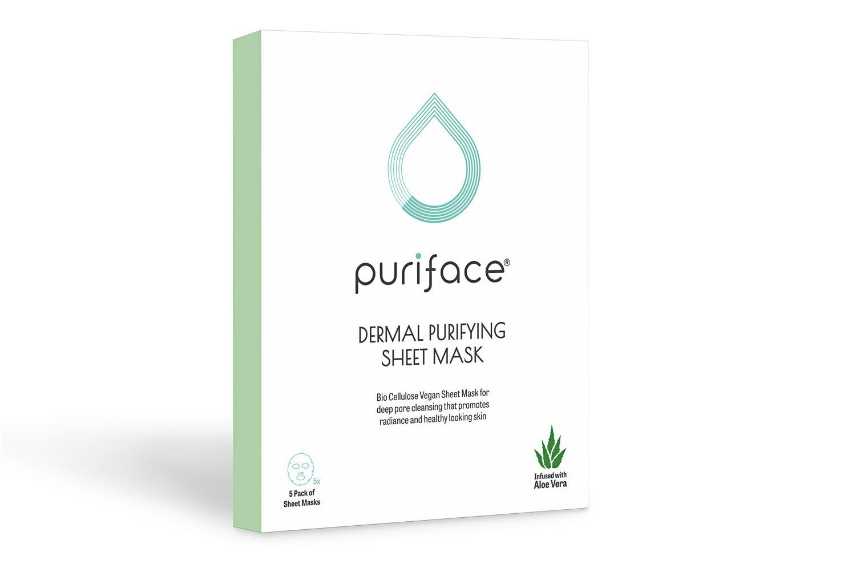 Puriface Dermal Purifying Sheet Mask