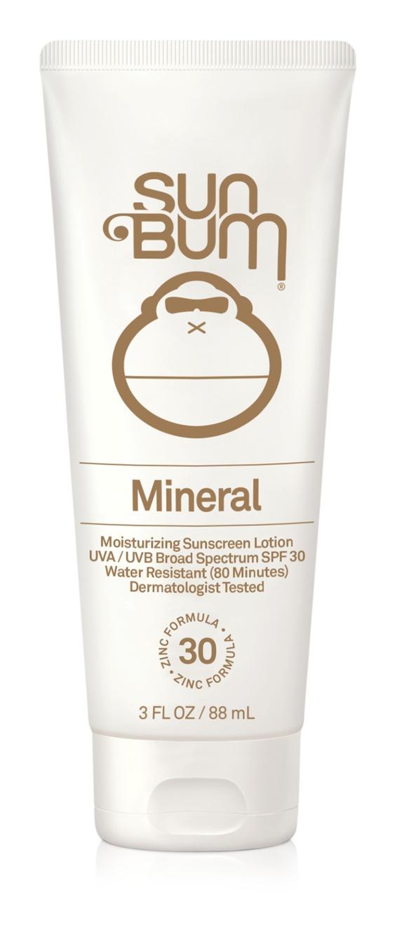 Sun Bum Mineral SPF 30 Sunscreen Lotion