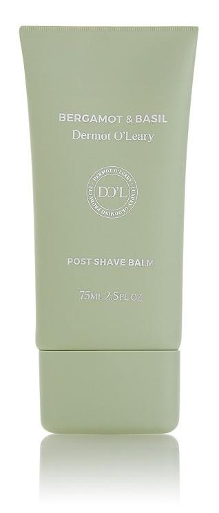 Dermot O'Leary Bergamot And Basil Post Shave Balm