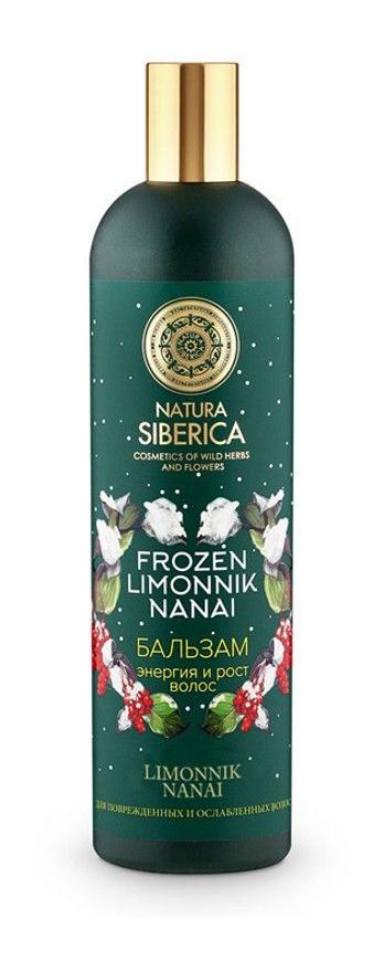 "Nature Siberica Frozen Limonnik Nanai Balm ""Energy And Hair Growth"""