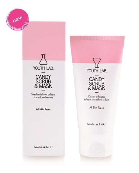 Youth Lab Candy Scrub & Mask For All Skin Types