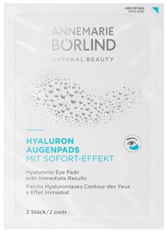 Annemarie Börlind Hyaluronic Eye Pads