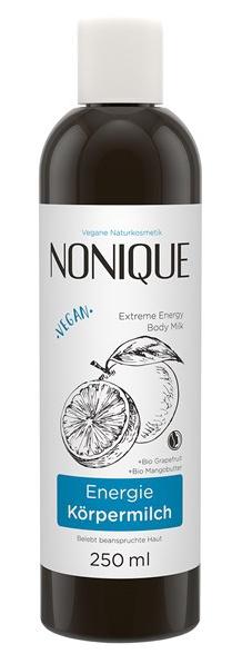 Nonique Extreme Energy Body Milk