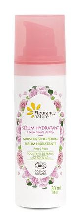 Fleurance nature Moisturising Serum With Rose