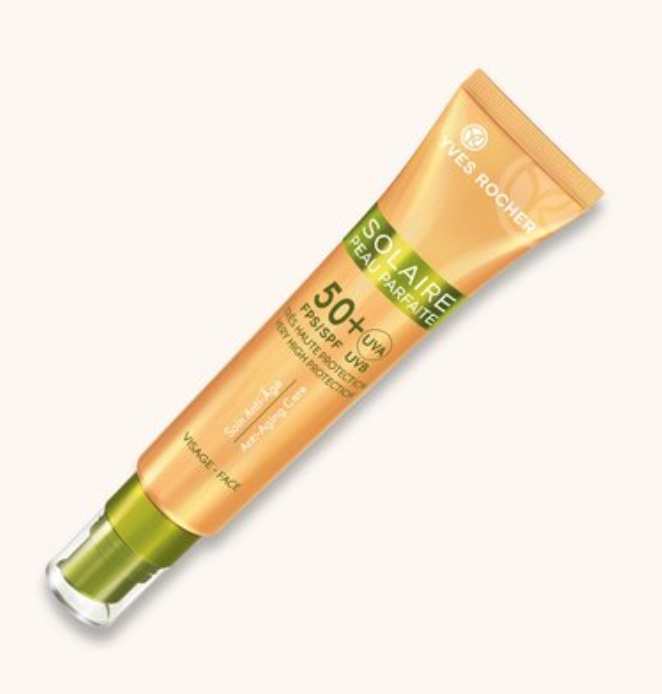 Yves Rocher Solaire Peau Parfaite Protection - Anti-Aging Spf 50+