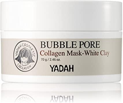 Yadah Bubble Pore Collagen Mask-White Clay