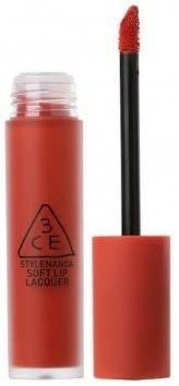 3CE Soft Lip Lacquer #Ordinary Red