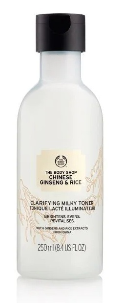 The Body Shop Chinese Rice And Gingseng Tonic