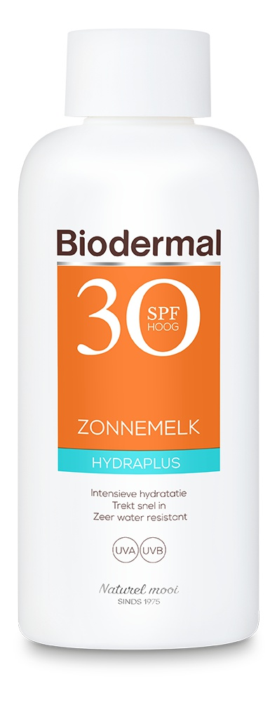 Biodermal Hydraplus zonnemelk SPF 30