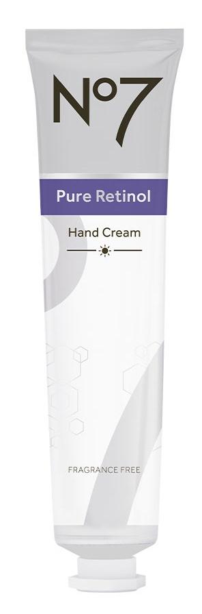 No7 Pure Retinol Hand Cream