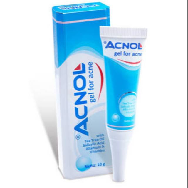Acnol Gel For Acne