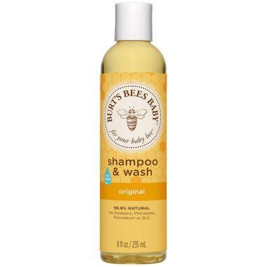 Burt's Bees Baby Shampoo And Wash