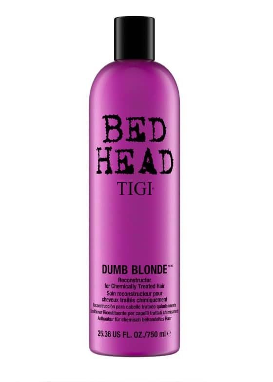 Tigi Bed Head Dumb Blonde Shampoo For Blonde Hair