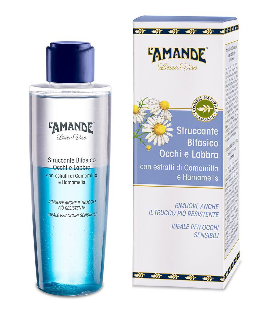 L'Amande Two-Phase Make-Up Remover