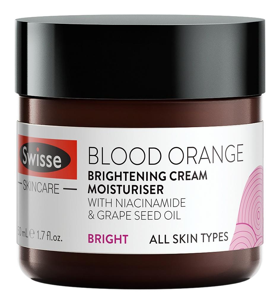 Swisse Blood Orange Brightening Cream
