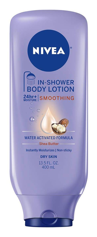 Nivea Shea Butter In-Shower Body Lotion