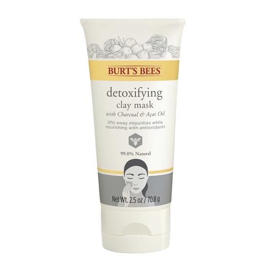 Burt's Bees Detoxifying Clay Mask