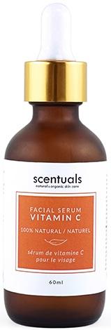 .Scentuals Vitamin C Facial Serum