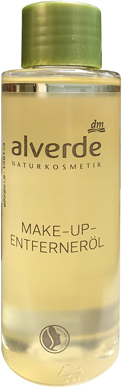Alverde Naturkosmetik Make-Up-Entferneröl