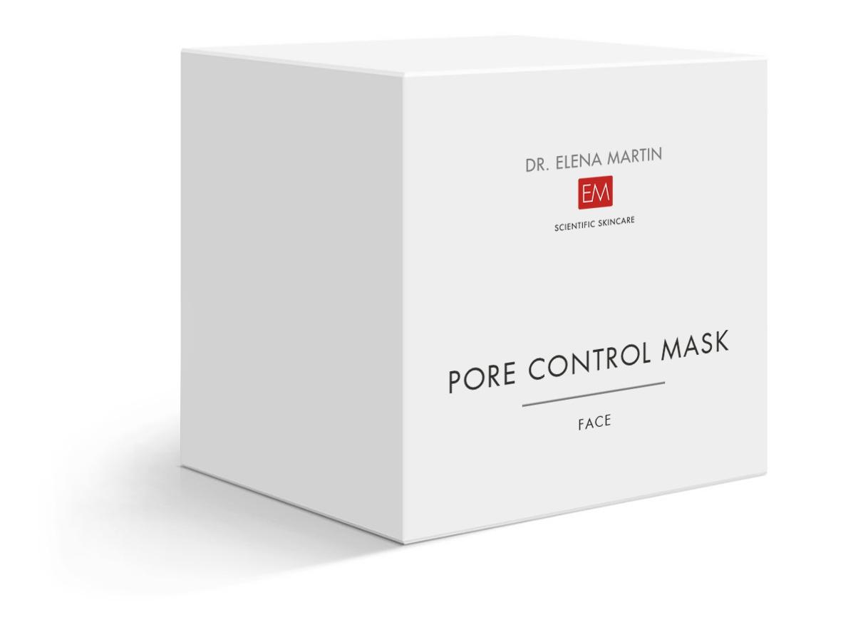 EM Scientific Skincare Pore Control Mask