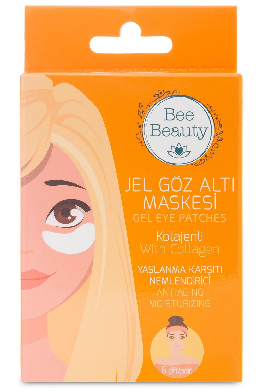 Bee Beauty Jel Göz Alti maskesi