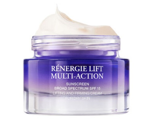 Lancôme Rènergie Lift Multi-Action Rich Cream With Spf 15 For Dry Skin