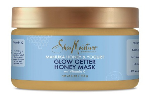 SheaMoisture Manuka Honey & Yogurt Glow Getter Honey Mask