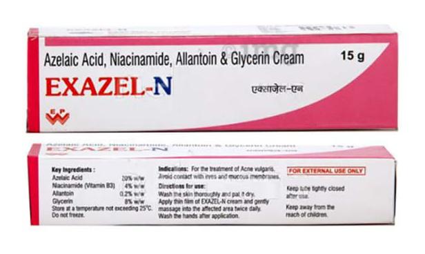 Exazel N Cream