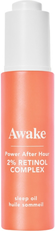 Awake Beauty Power After Hour 2% Retinol Complex Sleep Oil