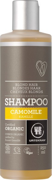 Urtekram Camomile Shampoo (Blond Hair)