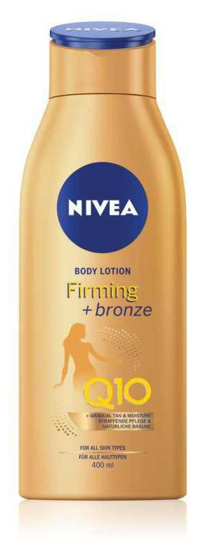 Nivea Firming + Bronze