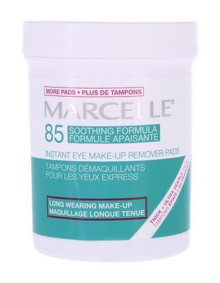 Marcelle Instant Eye Makeup Remover Pads - Soothing