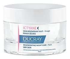 Ducray Ictyane Crema Regeneradora De Noche