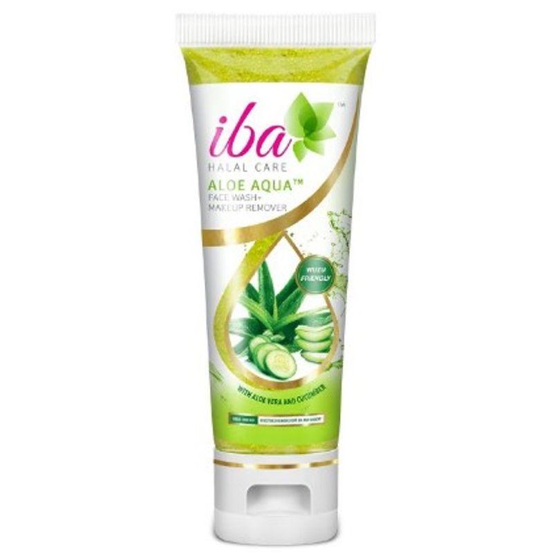 Iba halal Aloe Aqua Face Wash