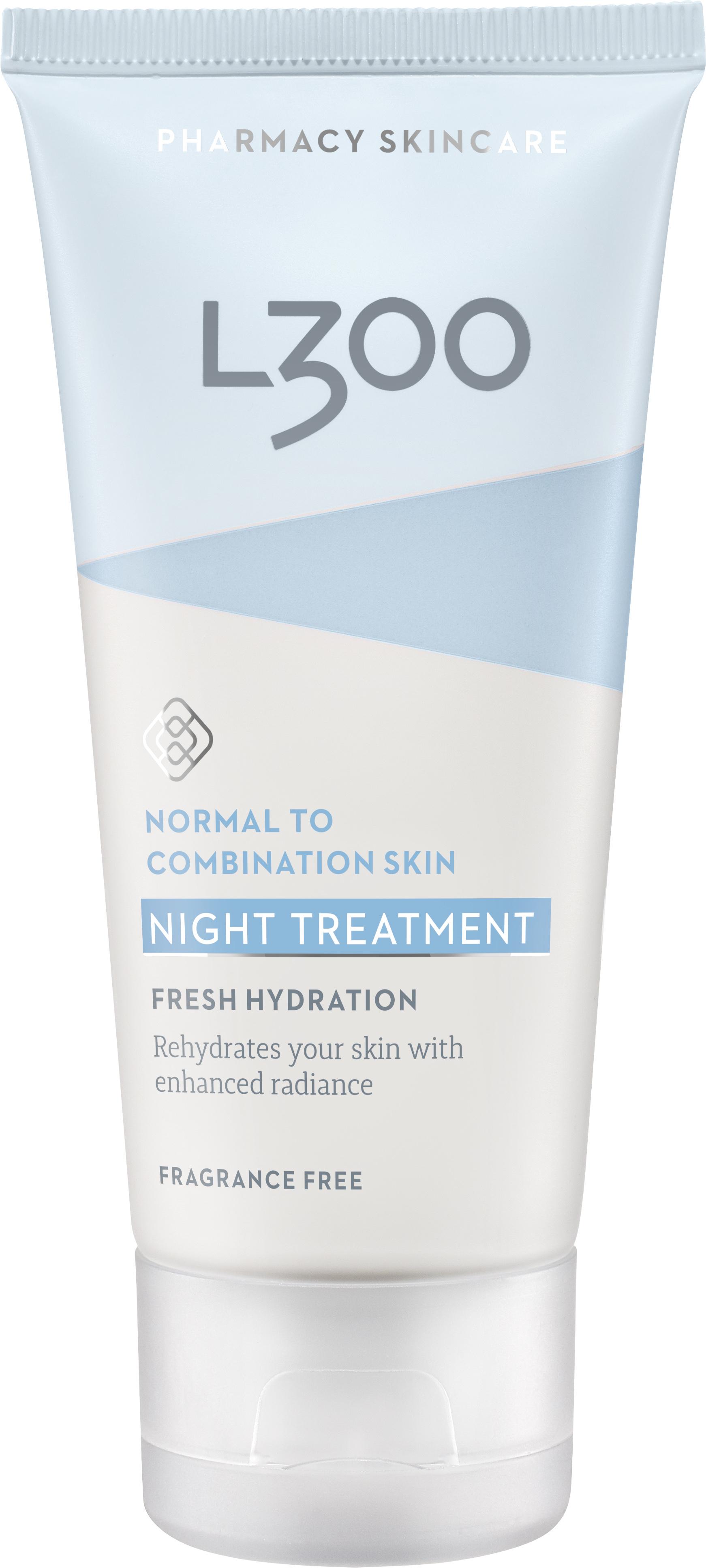 L300 Fresh Hydration Night Treatment