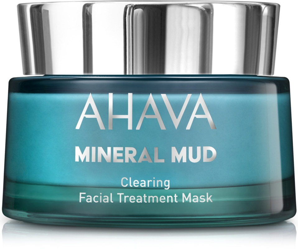 Ahava Mineral Mud  Clearing Facial Treatment Mask