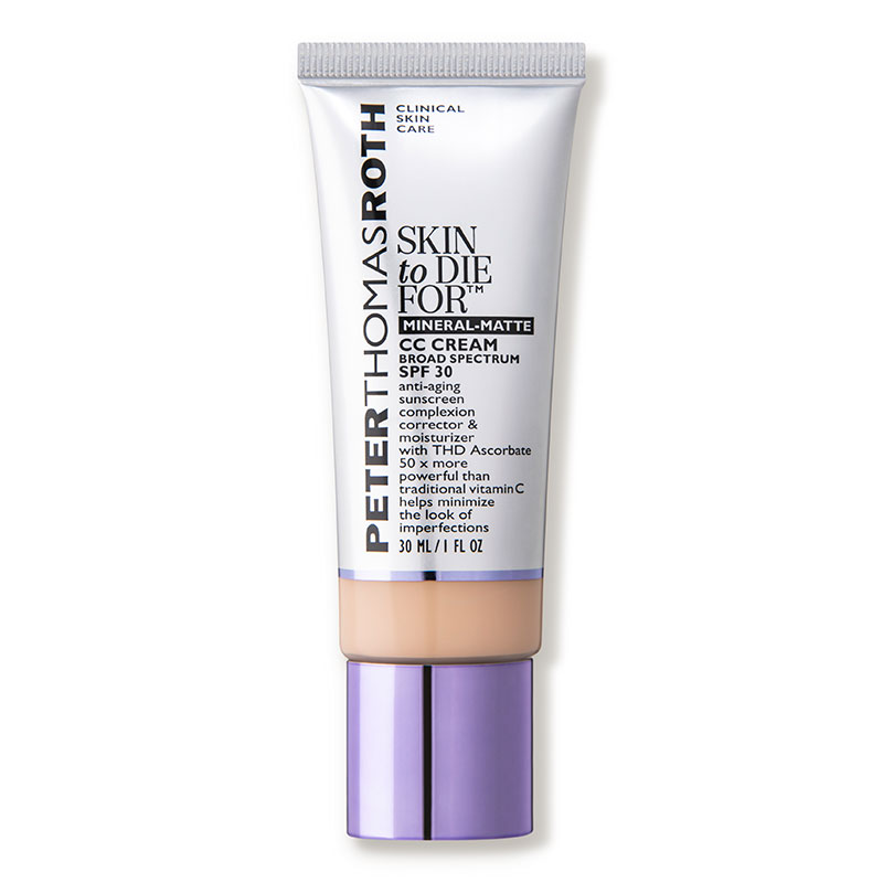 Peter Thomas Roth Skin To Die For Cc Cream Spf 30