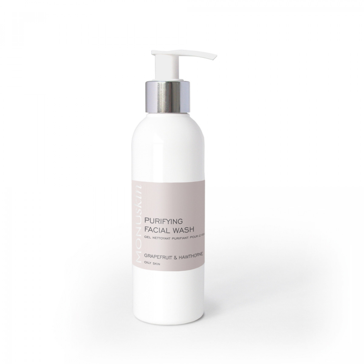 Monu Purifying Facial Wash