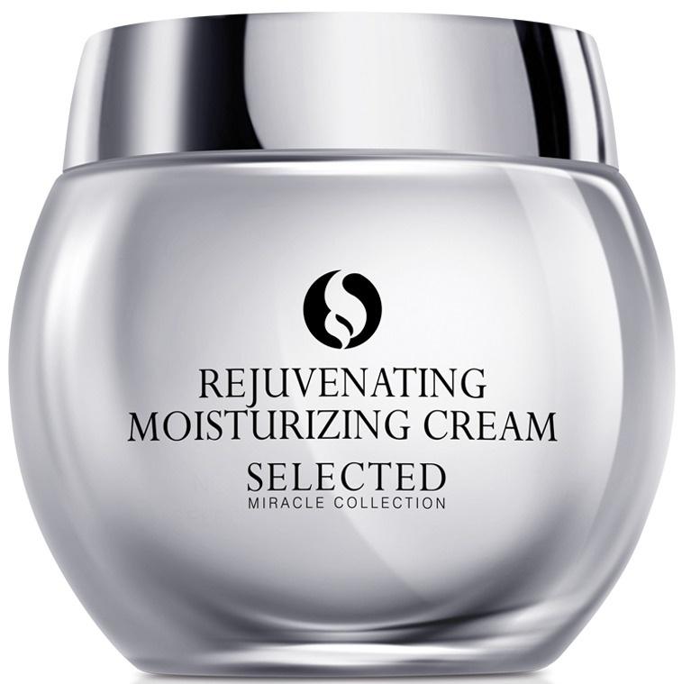 Selected Cosmetics Revitalizing Moisturizing Cream With White Lotus Stem Cells