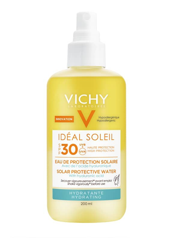 Vichy Idéal Soleil Solar Protective Hydrating Water