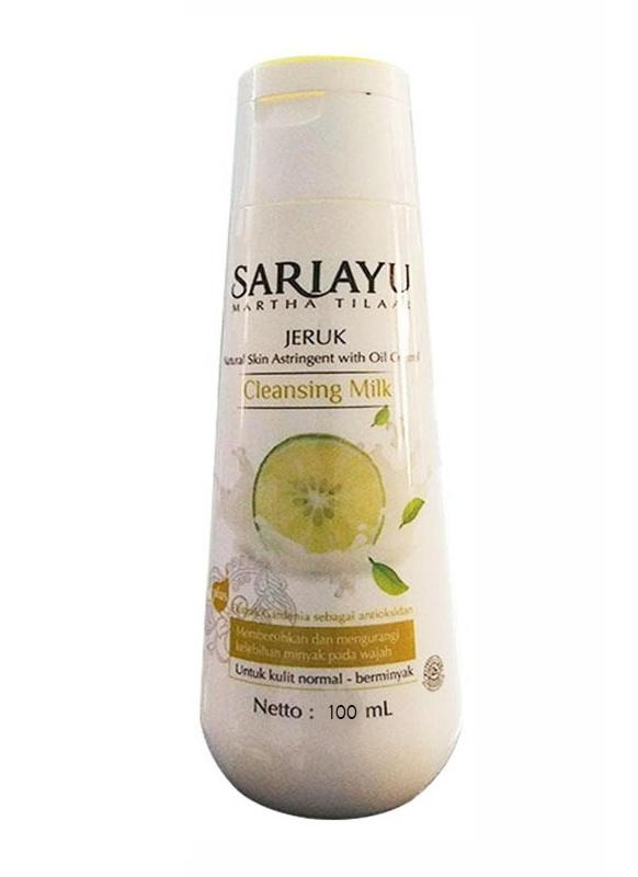 Sariayu Jeruk Cleansing Milk