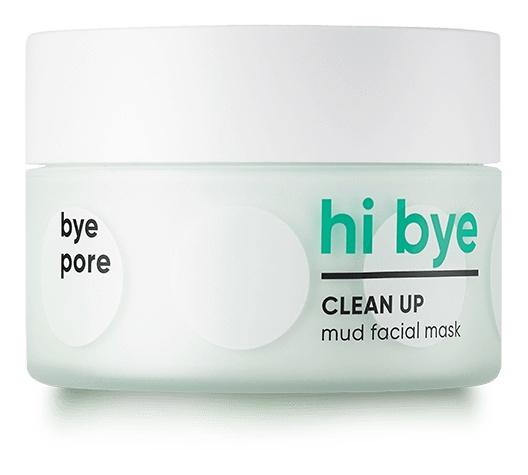 Banila Co Hi Bye Clean Up Mud Facial Mask
