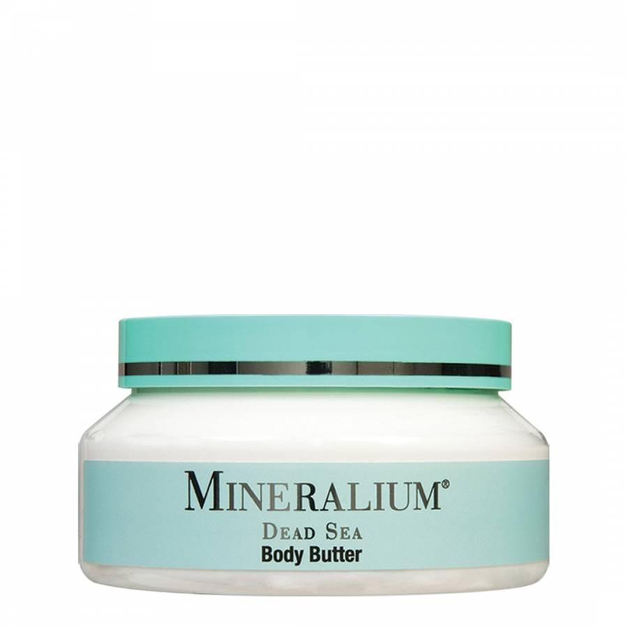 Mineralium Dead Sea Body Butter