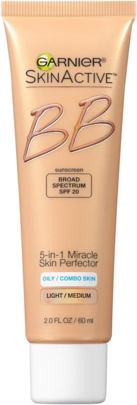 Garnier Skin Active Bb Cream Spf 20 Oily Skin