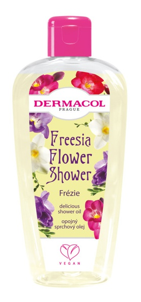 Dermacol Flower Care Delicious Shower Oil Freesia