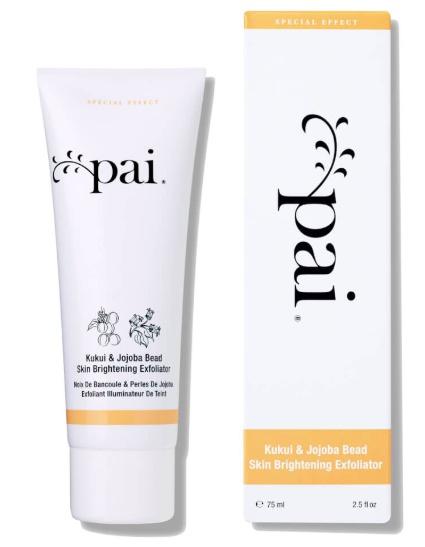 Pai Kukui & Jojoba Skin Brightening Exfoliator